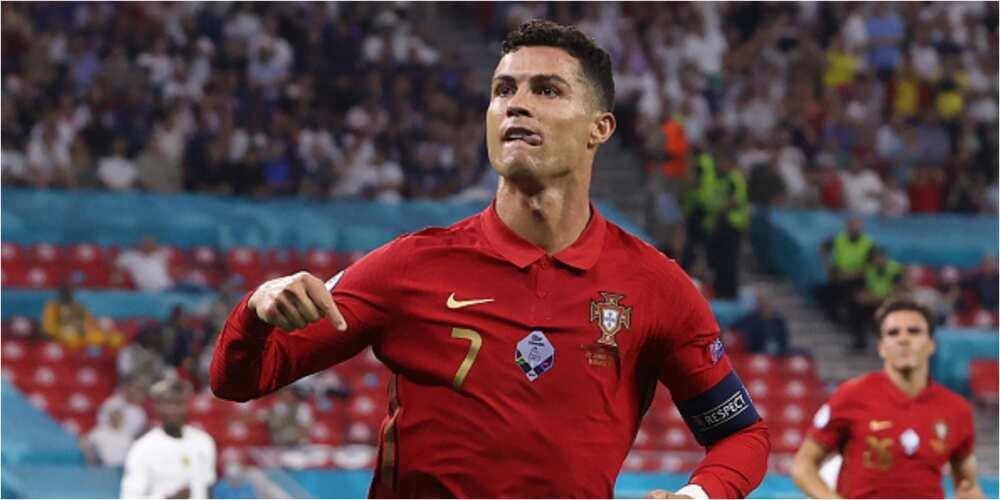 Ronaldo is 1 goal away from becoming the highest international goalscorer, set another unbeatable record