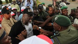 Just in: Present your reason for detaining Melaye - Abuja court tells police with 24-hour ultimatum
