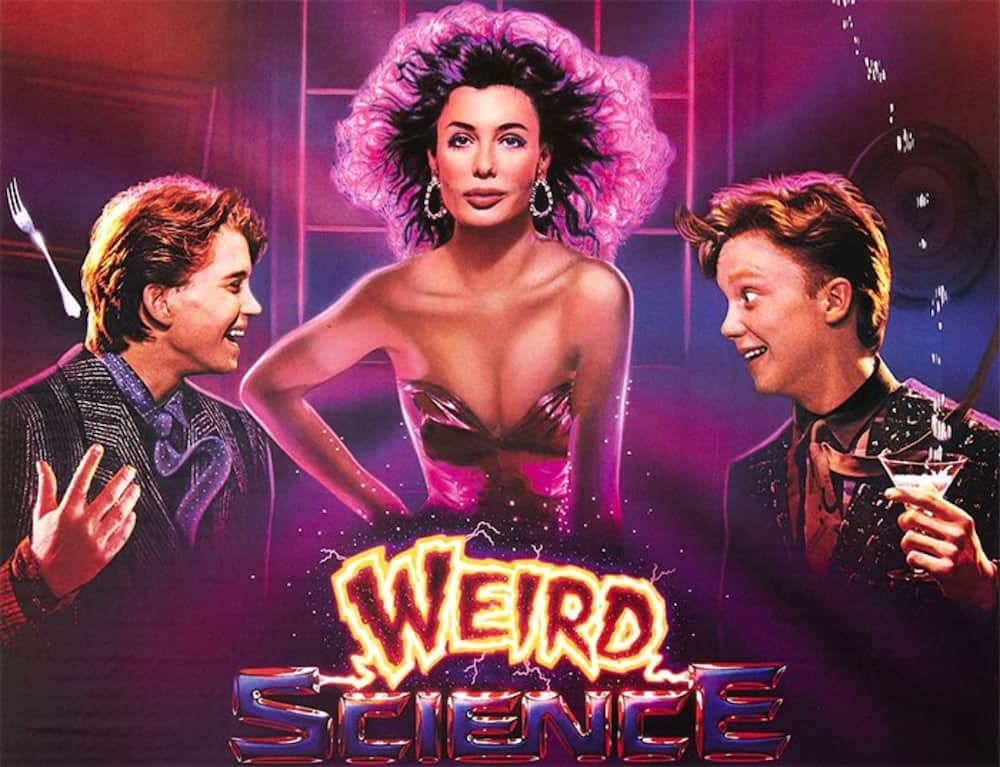 Kelly Lebrock movies and TV shows