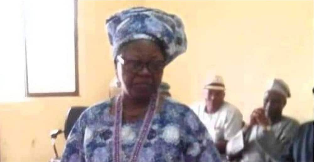 Just in: Author of Nigeria's National Pledge, Prof. Adedoyin, passes on at 83