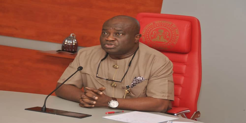2023: Never! I can't dump PDP for APC, Governor Ikpeazu clears air on alleged plan defection
