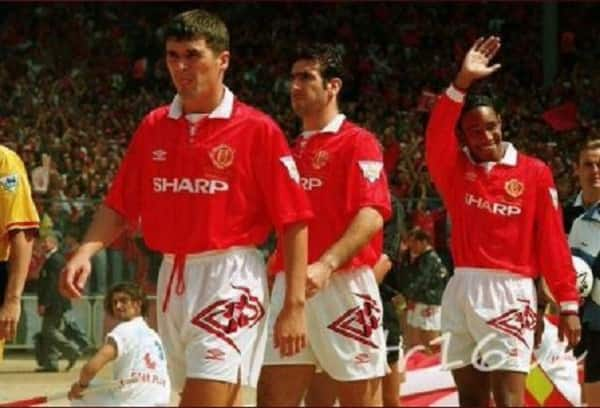 Roy Keane claims he played with only FIVE world-class players at Man Utd