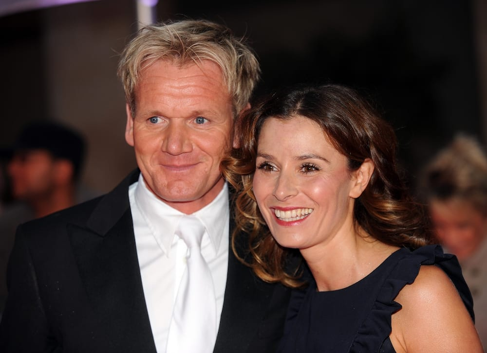 Gordon Ramsay wife