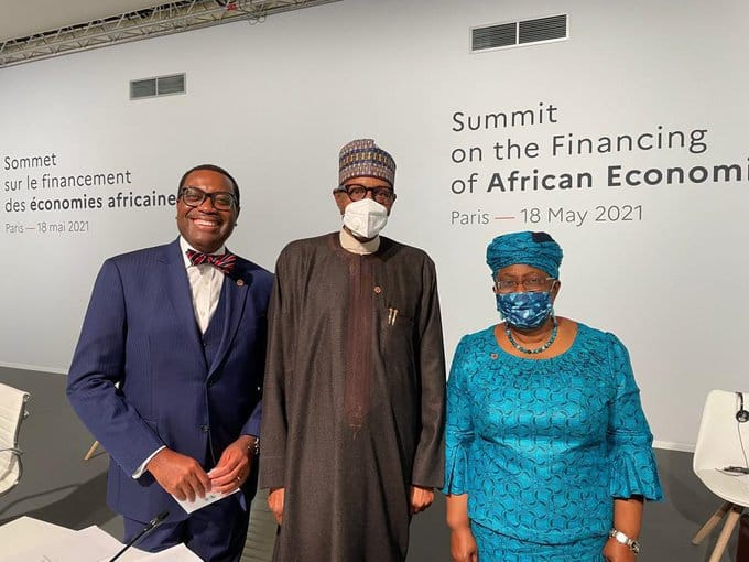 African Financial Summit in Paris Postponed? Buhari's Aide Open up
