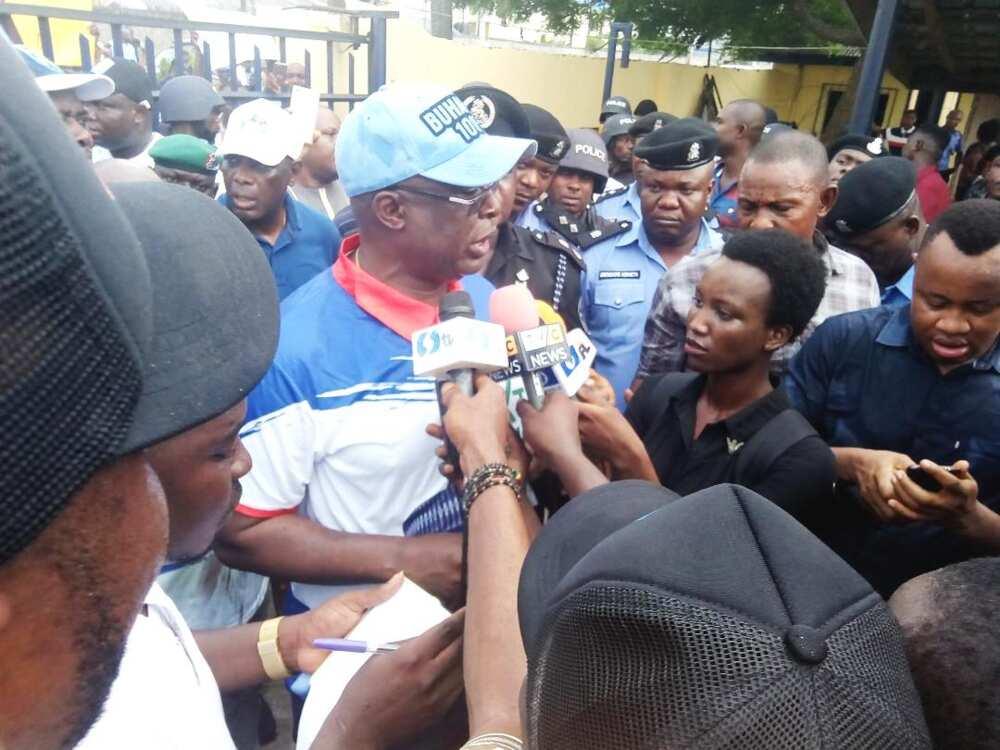 Sylva says Nigeria has accidentally discovered gas reserve