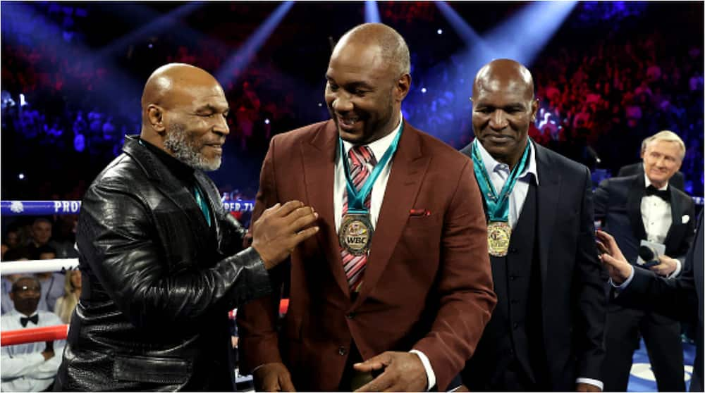 Anxiety in US as 54-year-old Mike Tyson reveals date for trilogy bout against Evander Holyfield