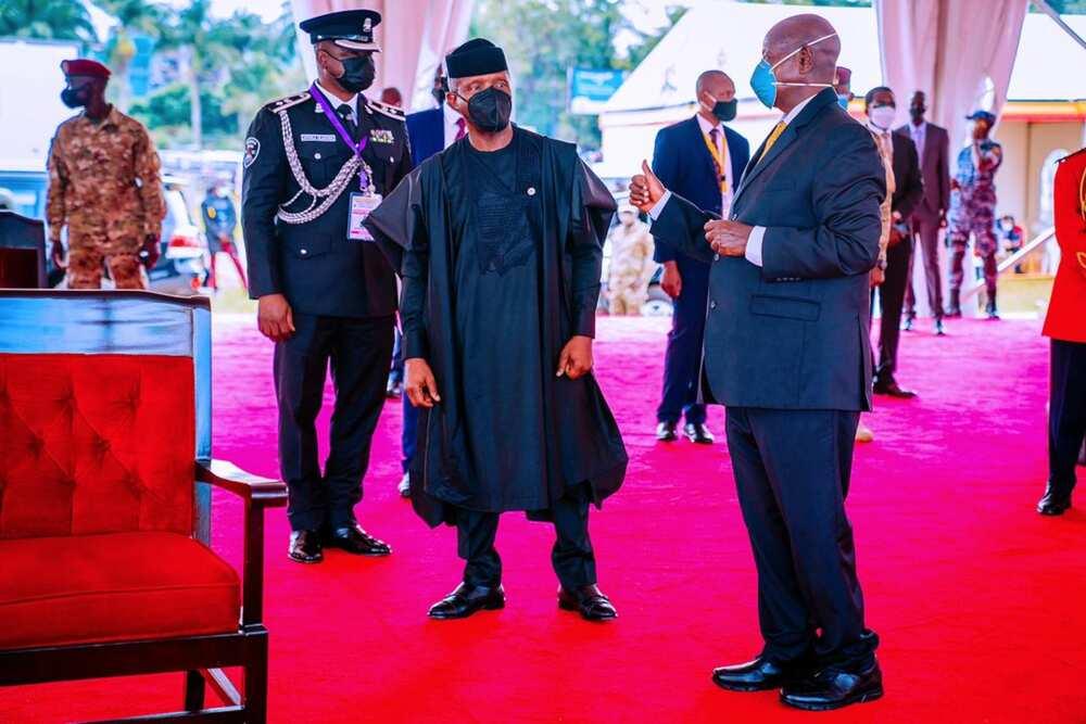 Breaking: Osinbajo Finally Speaks on his 2023 Presidential Ambition