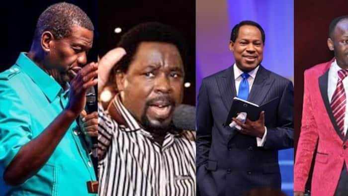 From TB Joshua to Adeboye: List of failed prophecies of Year 2020