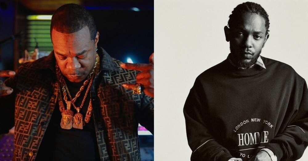 Busta Rhymes: Kendrick Lamar makes 1st rap appearance on new song