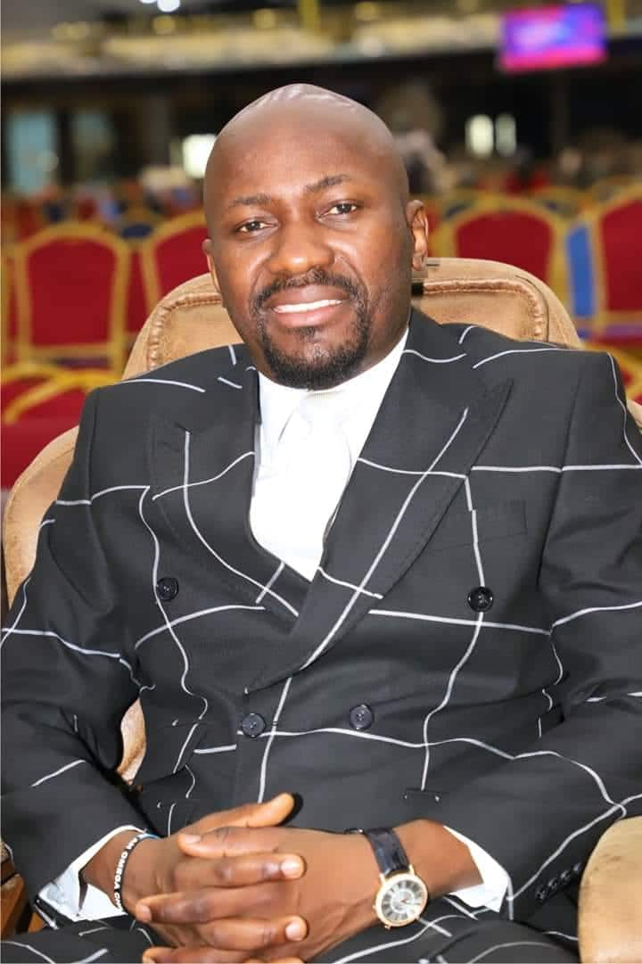 Apostle Suleman faces N2bn legal action for allegedly interring in pastor's marriage