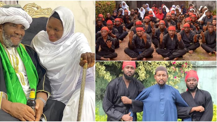 Shiites petition IGP over movie featuring Pete Edochie as El-Zakzaky (photos, videos)