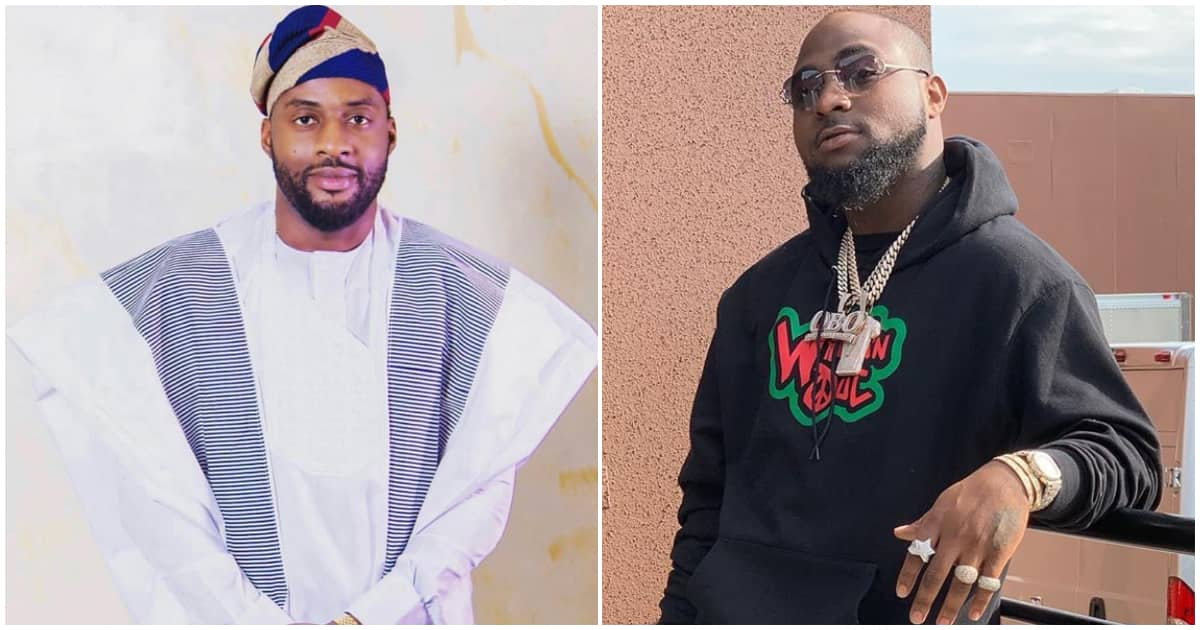 Davido congratulates colleague on becoming the new speaker of Oyo state House of Assembly - Legit.ng