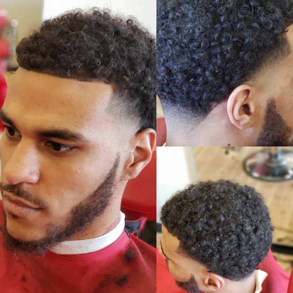 20 stylish drop fade haircuts for men ▷ Legit ng