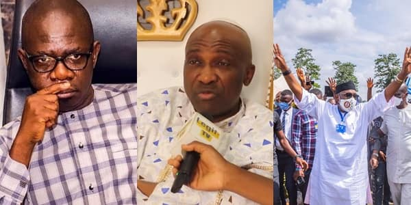 Ondo election: Primate Ayodele says Akeredolu will be betrayed by APC members