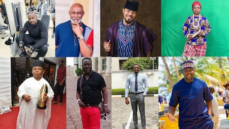 Top 25 richest Nollywood actors and their net worth in 2021
