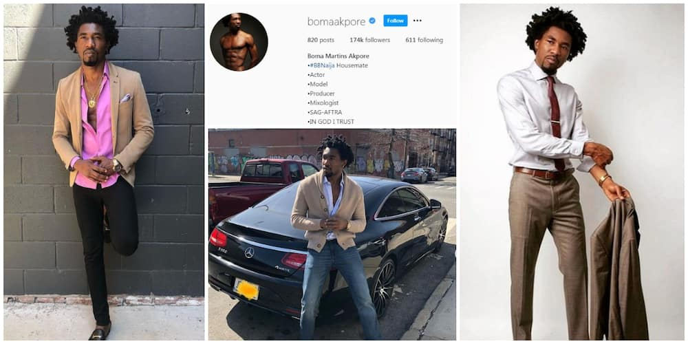 BBNaija 2021: 5 facts about the new male housemate that was verified on Instagram even before the show started