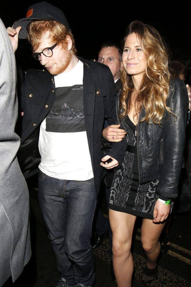 Ed Sheeran girlfriend Cherry Seaborn