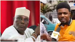 Video digest: Angry Nigerian says he needs Atiku to become president and sell the country