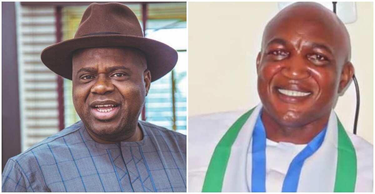 Bayelsa verdict: Oshiomole, Sylvia, Keyamo must apologise to Nigerians - Lagos PDP - Latest News in Nigeria & Breaking Naija News 24/7 | LEGIT.NG