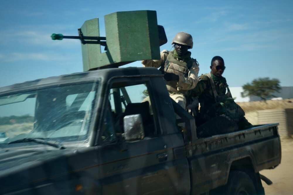 Mayakan ISWAP sun afka wa tawagar ma'aikatan gwamnatin jihar Borno