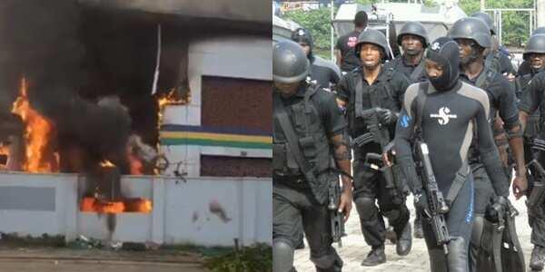Police, LASTMA abandon Lagos roads