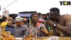 I sold ponmo for 8 years & bought 2 cars for myself, market woman narrates