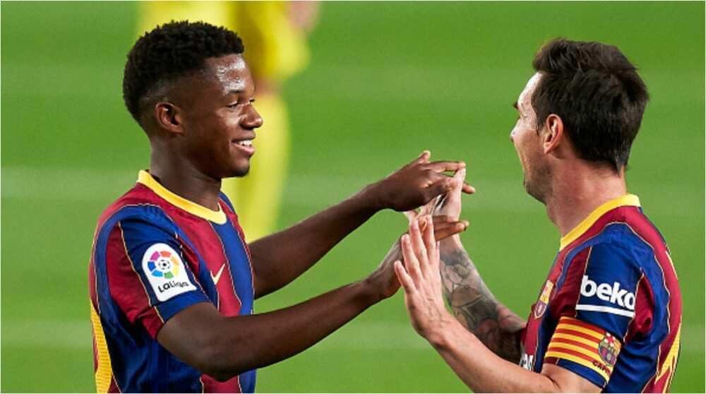 Ansu Fati: Barcelona sensation outperforming club legend Lionel Messi at the same age