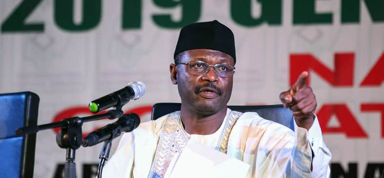 Reappointment: Mahmood Yakubu to hand over to INEC acting chairman