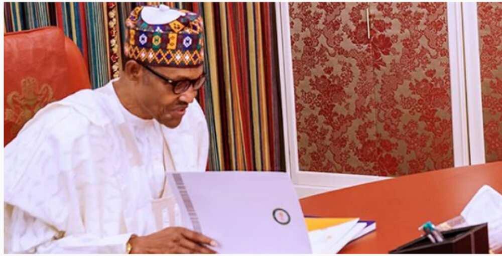 Buhari ya sake nada Fidet Okhiria a matsayin shugaban NRC