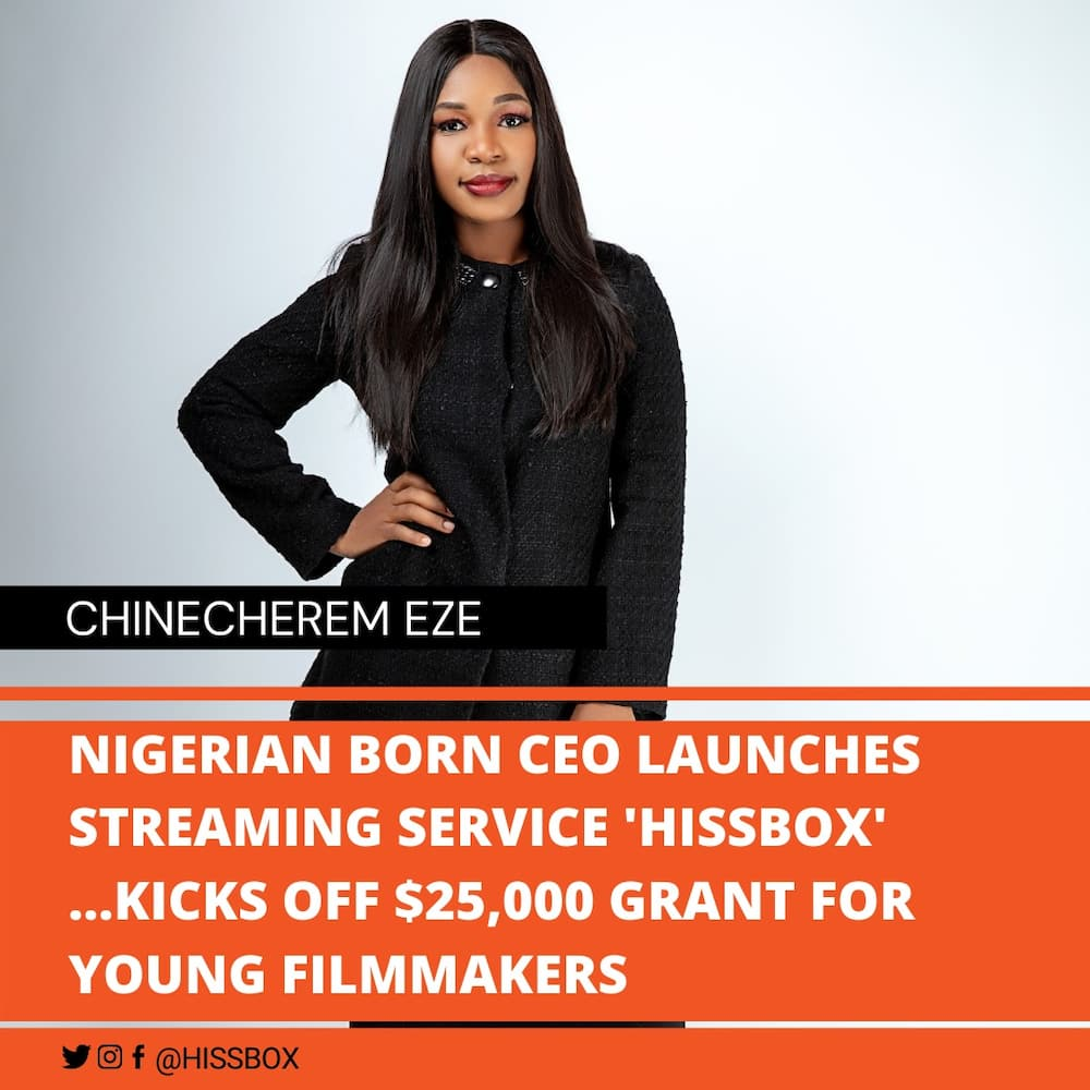 Streaming service Hissbox launches with a grant of $25,000 for young filmmakers