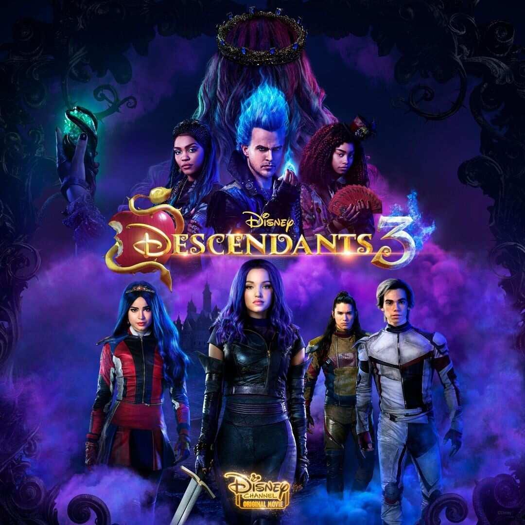 Descendants 3 Cast Release Date Trailer Full Movie Nigeria