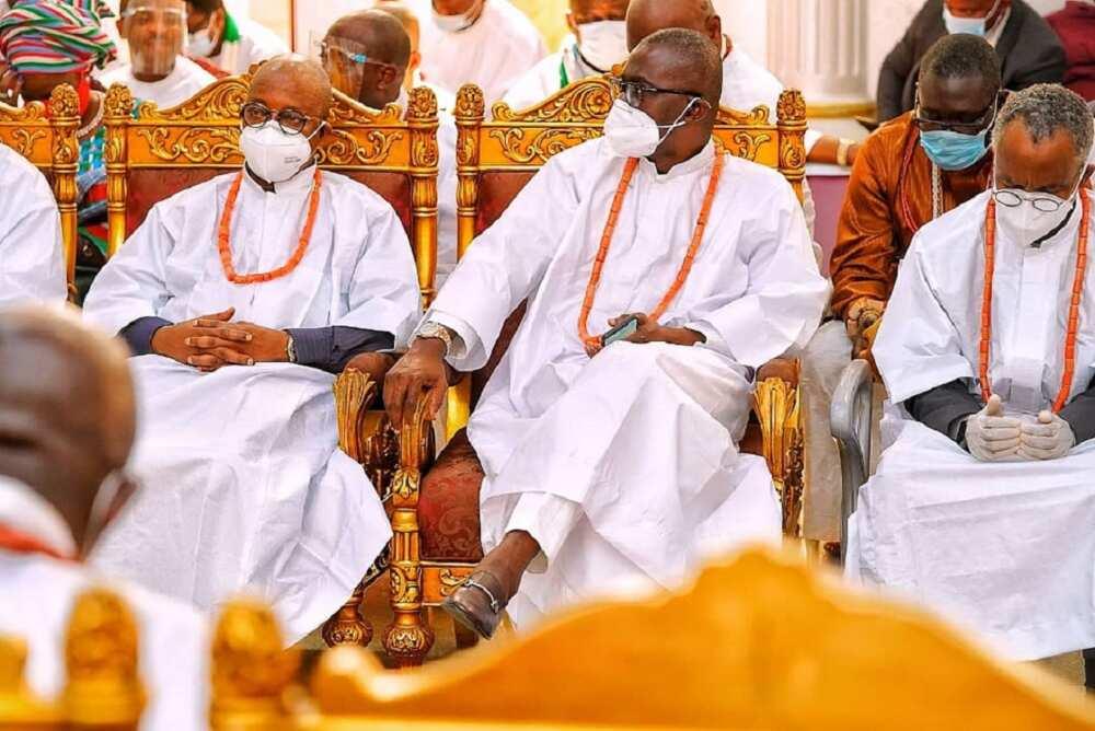 Edo: INEC sun karbi hujjojin da ke nuna alamun tambaya a takardun Gani Audu