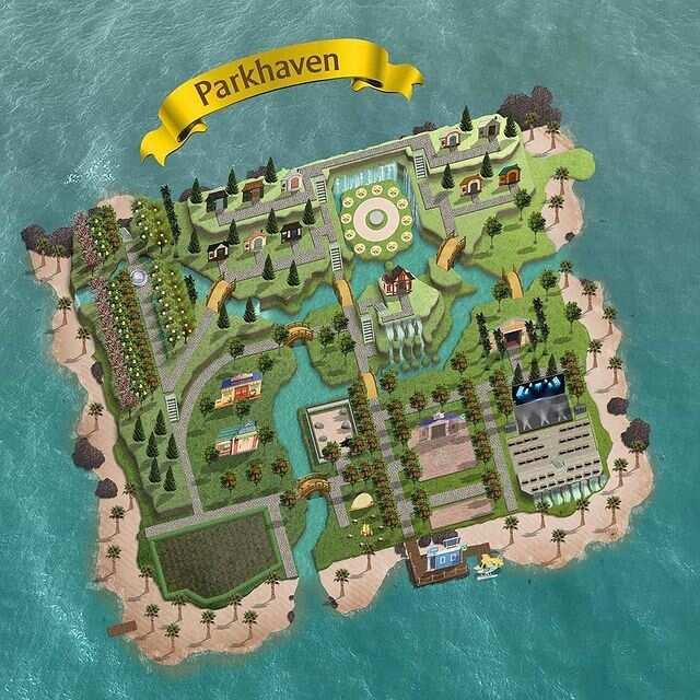 Cute Animal Crossing island names