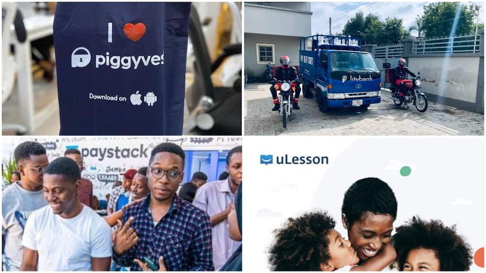 Top 5 Nigerian startups who made big impacts in 2020