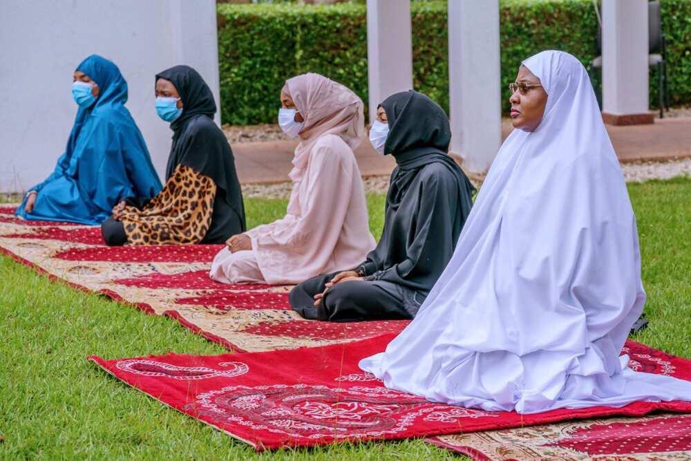 A fadar shugaban kasa za'ayi daurin auren diyar Buhari da hadimin Fashola