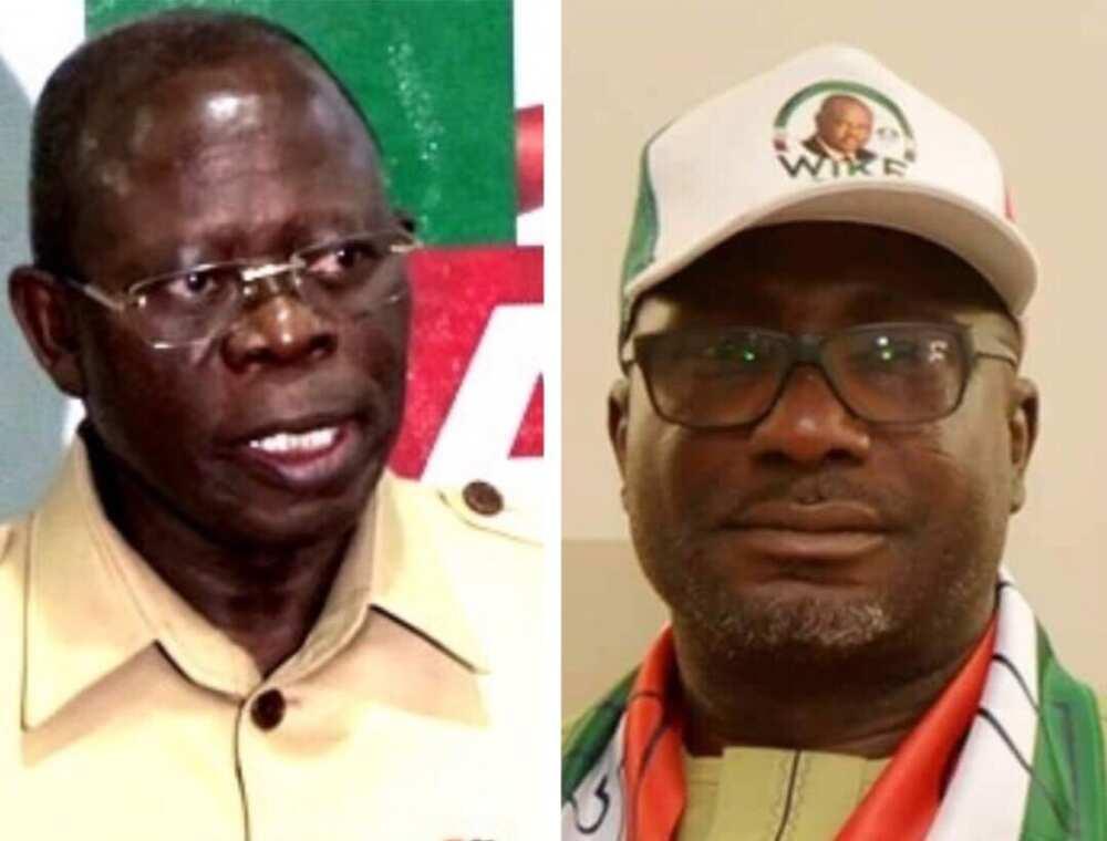 Yunƙurin fatattakar Oshiomhole daga APC: Jigon PDP ya roƙi APC ta ɗaga mashi ƙafa