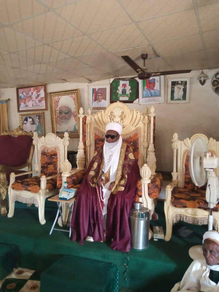 Insecurity: Emir tells FG to allow everyone carry weapons for protection