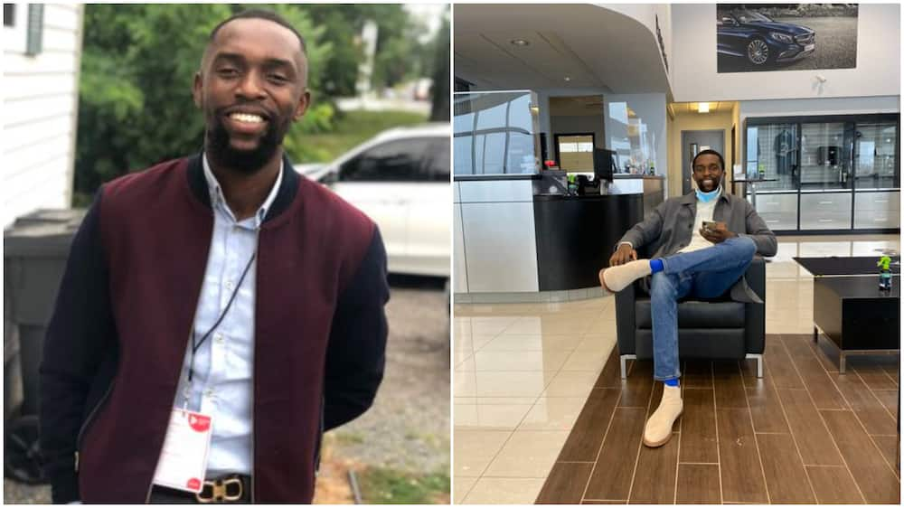 Man living in Canada cries out, says Nigerians are copy themselves when seeking admission