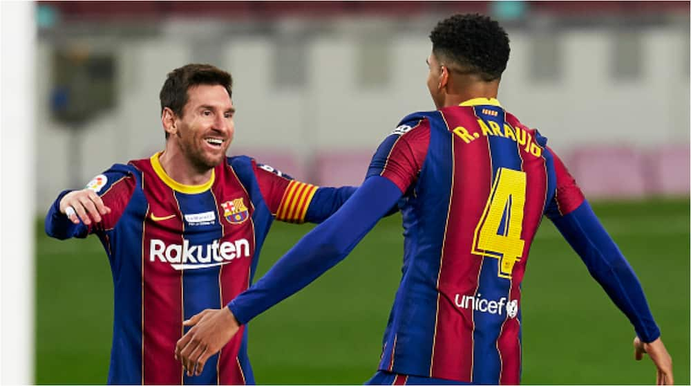 Lionel Messi: Barcelona captain equals Pele's incredible record of most goals for one club