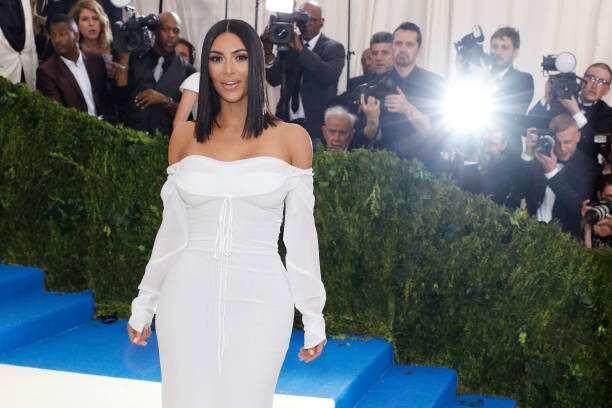 Kim Kardashian's first husband