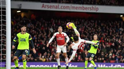 Torreira scores the winner as Arsenal beat Huddersfield at the Emirates