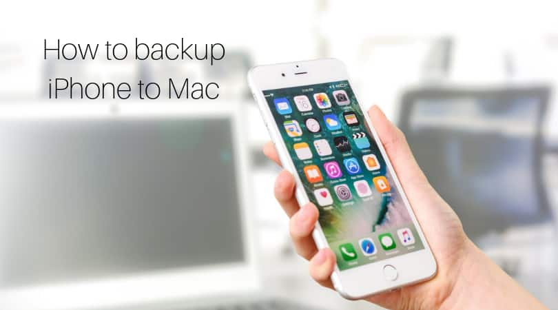 How To Backup IPhone To Mac: The Best Ways ▷ Legit Ng