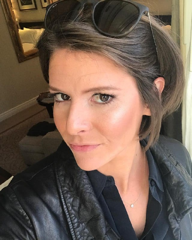 Kasie Hunt Wedding.Kasie Hunt Bio Age Eye Injury Parents Wedding Pregnancy
