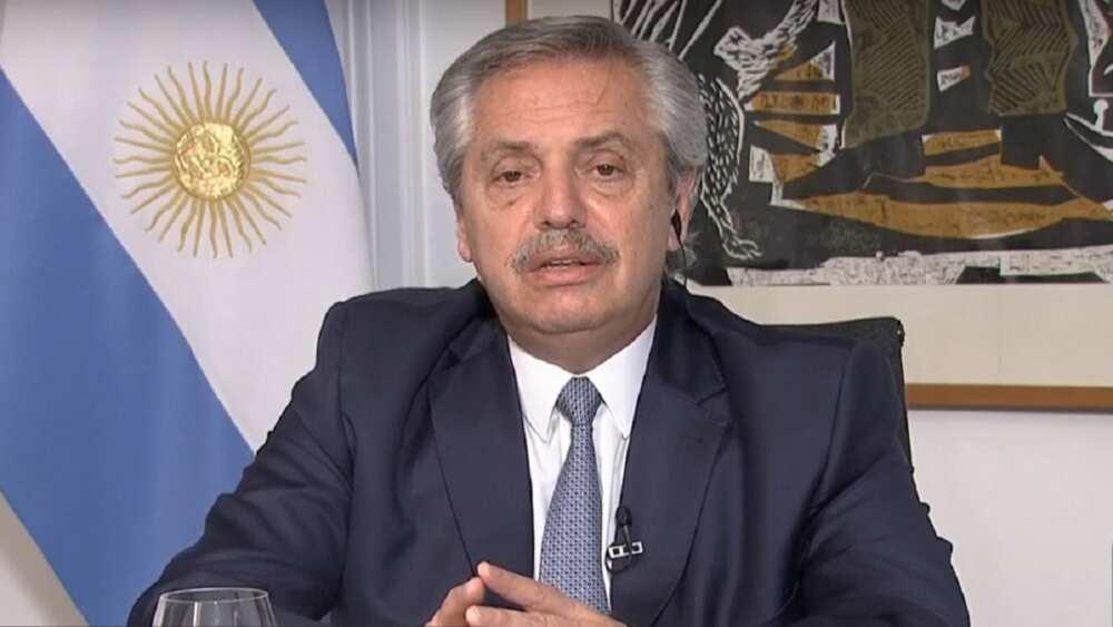 Bayan ya yi allurar rigakafi: Shugaban kasar Argentina ya kamu da korona