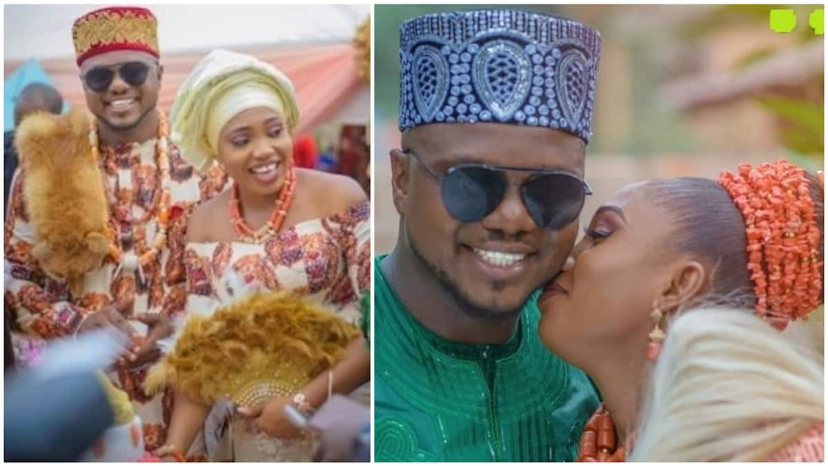 Actor Ken Erics' wife reveals he has abandoned their 2-year-old marriage