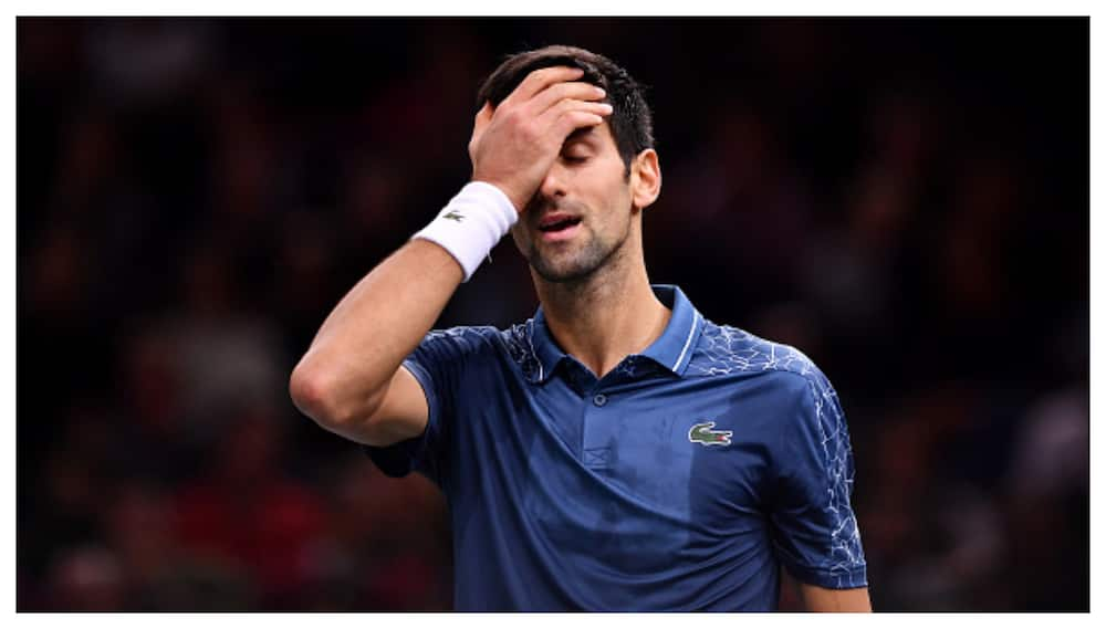 Novak Djokovic, wife, Jelena test positive to deadly coronavirus