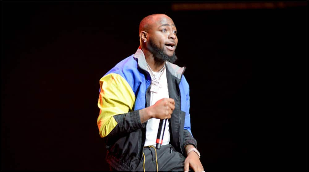 """Davido's entire net worth of $18m is cost of Mayweather's wrist watch"""" – Man says"""