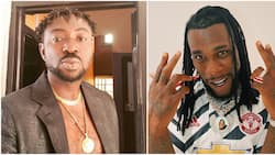 Singer Blackface takes a jab at Wizkid, Burna Boy, accuses them of stealing his 'vibes and melodies'