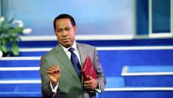 Pastor Chris Oyakhilome condemns pastors who refused to reopen churches, says they are fake