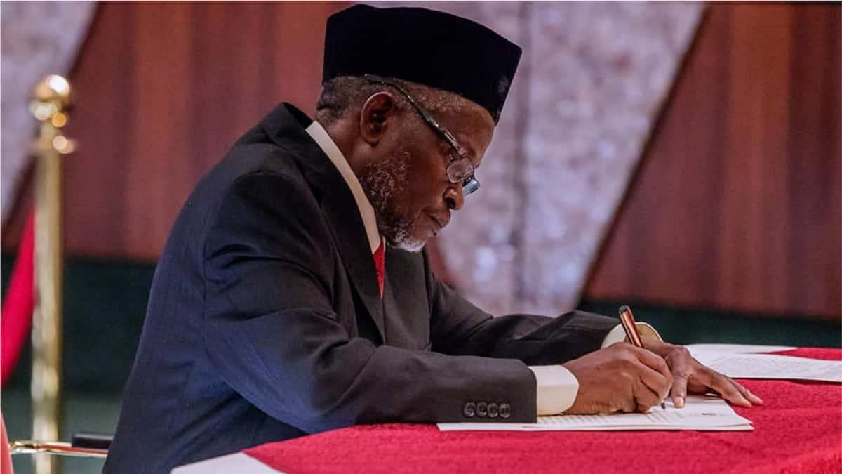 I'll fight corruption in Nigeria's judiciary - CJN Tanko